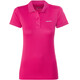 Icepeak Kassidy Polo Shirt Women moosbeere